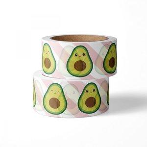 Studio Inktvis Masking tape Avocado