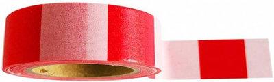 Studio Stationery Washi tape blok roze/rood
